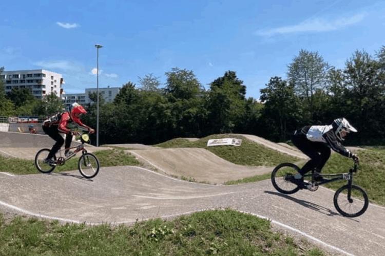 Zugvogel BMX Fahrer erfolgreich bei DM in Stuttgart